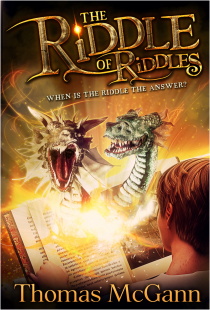 The Riddle of Riddles front cover